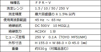 fpr-v-d1s